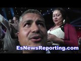 robert garcia ringside at ggg vs monroe fight talks canelo and cotto for ggg