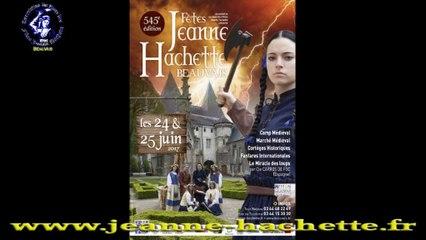 Bande Annonce 545èmes Fêtes Jeanne Hachette