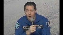 """""""Que se passe-t-il si quelqu'un meurt dans l'ISS"""": la question qui a remué Thomas Pesquet"""