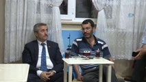 Başkan Mehmet Tahmazoğlu, İftarını Şehit Evinde Açtı