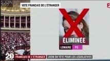 Elections législatives : France 2 annonce par erreur l'élimination de la députée PS, Axelle Lemaire (vidéo)