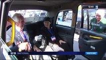 Anniversaire du Débarquement : des taxis Londoniens transportent des vétérans britanniques