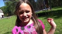 Freak Family Summer Vacation Vlog #1 Egg Bashing Water Balloons Birthday Cake Freak Family Vlogs Bad Baby