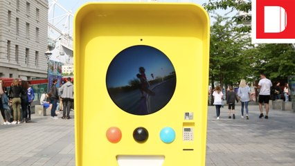 London's First Spectacle Dispensing Snapbot | On The Scene