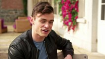 The Lodge's Thomas Doherty on being the new Zac Efron