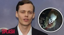 Bill Skarsgard Made Children Cry on 'IT' Set as Pennywise