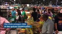 Qatar : les habitants se ruent dans les supermarchés après la fermeture de la frontière par l'Arabie saoudite