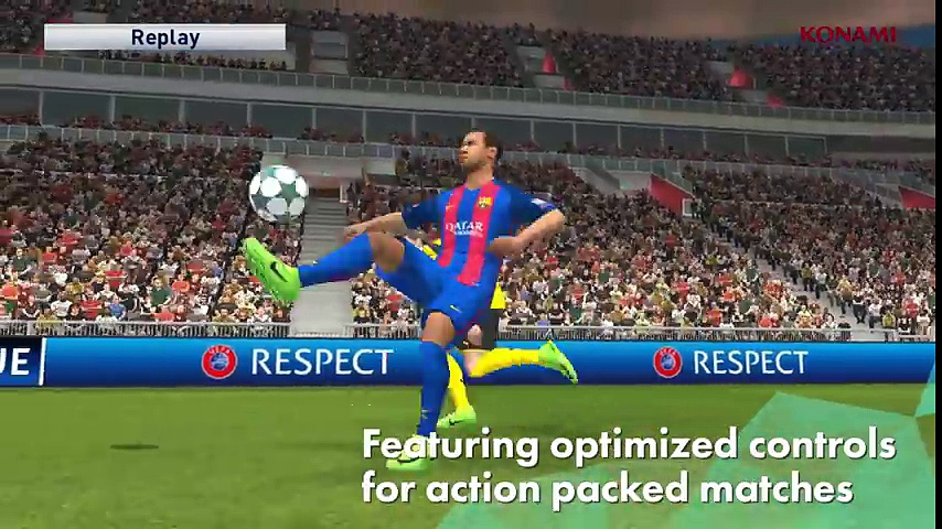 PES 2017 -PRO EVOLUTION SOCCER- [US] – YouTube