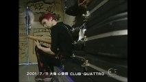 Muse - Bliss soundcheck, Osaka Club Quattro, 07/11/2001