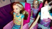 Por el Delaware por un yo camioneta allí pasado barbie sus hermanas vacaciones 11 viajando avión ✈ lavion barbie