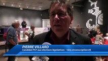 Hautes-Alpes : le candidat Pierre Villard veut tourner le département vers l'international