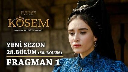 Muhteşem Yüzyıl: Kösem | Yeni Sezon - 28.Bölüm (58.Bölüm) | Fragman 1