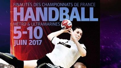 Hand | Finalités des championnats de France - METRO & ULTRAMARIN