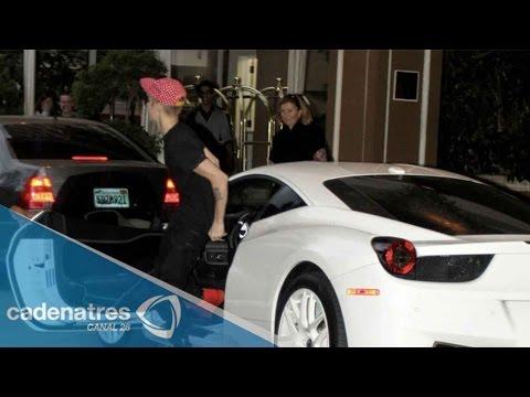 Justin Bieber pide protección contra los paparazzi / Justin Bieber asks the paparazzi protection