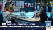 Smart city: le pari de l'open data - 06/06