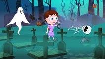 Hallo ist es Halloween | Kinderreim | Furchtsamer Kids Reim | Hello Its Halloween | Kids C