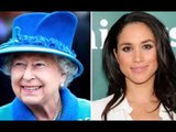 Why Queen Elizabeth  cannot support Prince  Harry's wedding with  Meghan Markle