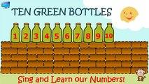 Et bouteilles enfants pour vert enfants de nombreux plus garderie rimes chansons Dix  