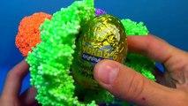 Ice Cream surprise eggs! MINIONS SpongeBob Kung Fu Panda Disney Mickey Kinder surprise mym