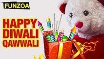 Happy Diwali Qawwali Wish For Friends   Funzoa Mimi Teddy