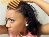 Haine Jai le protecteur coiffant pourquoi   Cheveux naturels  