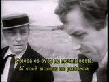 Buster Keaton Ataca Novamente (Buster Keaton Rides Again - 1965), filme completo, legendado em português