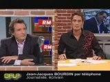 Jean-Jacques BOURDIN chez Vincent CERUTTI