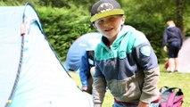Camping moyens