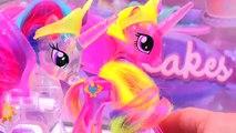 Un et un à un un à construire artisanat créer trousse petit mon poney Princesse éclat crépuscule 3d mlp cookieswirlc nous