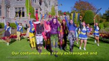 Descendants 2 - Cameron Boyce and  Booboo Stewart Talks About Their Looks