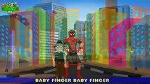 Et bébé épique la famille doigt drôle gorille rimes super-héros ultime contre  