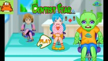Jeunes filles enfants pour et garçons clin doeil dessins animés traiter les dents Jeu Enfants dentiste