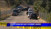 San Diego Man Pleads Not Guilty in Shooting Death of His Friend