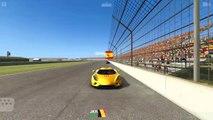 Voiture le plus rapide le plus élevé dans Courses réal Vitesse sommet 3 465 km / h 289 mph rr3