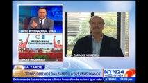 """""""Estamos decididos a que de una vez por todas se resuelva esta situación"""": Vicente Fox sobre consulta popular en Venezue"""