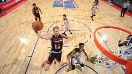 Game Recap: Blazers 94, Spurs 87