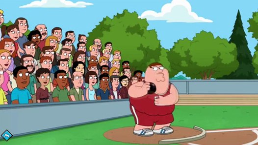 Family Guy Bird Is The Word Folge