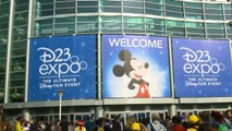 Feira nos Estados Unidos traz novidades da Disney