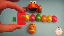 Kinder Surprise Egg Learn-A-Word! Spelling Play-Doh Shapes! Lesson 4 (Teaching Letters Ope
