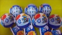 Et Oeuf des œufs géant perdu jouer le le le le la jouets Doh papa smurfs village surprise kinder surprise figur