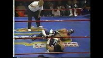 Oro/Plata vs Tony Arce/Vulcano (CMLL December 15th, 1991)