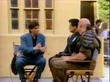 Eric Bischoff interviews Sylvester Stallone and Jesse Ventura (05 22 1993)