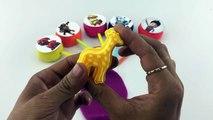 Et ce qui couleurs amusement amusement sucettes moules patrouille patte jouer jouets avec Smiley clearn doh animal