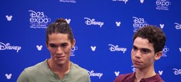 'Descendants 2': Booboo Stewart & Cameron Boyce Share Their Favorite Musical Numbers From The Film
