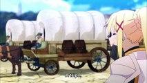 Kono Subarashii Sekai ni Shukufuku wo! 2 - It was an emergency  Funny Anime Moment