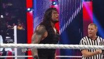 Team Hell No vs. Seth Rollins & Roman Reigns - WWE Tag Team Championship Match- Raw, May 27, 2013