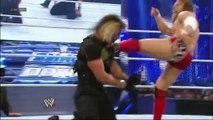 SmackDown - Randy Orton & Daniel Bryan vs. The Shield- SmackDown, June 7, 2013