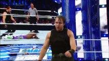 Kofi Kingston & Dolph Ziggler vs. Dean Ambrose & Roman Reigns- SmackDown, Feb. 7, 2014