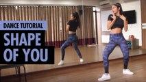 Shape of You   Ed Sheeran   Dance Tutorial   Hip Hop Dance Choreography  LiveTo