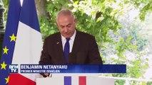"""L'invitation d'Emmanuel Macron est """"un geste très, très fort"""", déclare Benyamin Netanyahu"""